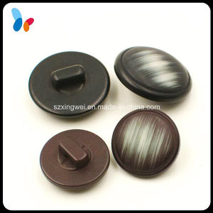 21mm New Fashion Resin Shank Sewing Button for Men pictures & photos