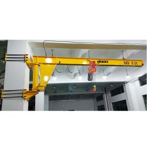 3 Ton Pillar Type Jib Crane with 180/270/360 Degree Rotation pictures & photos
