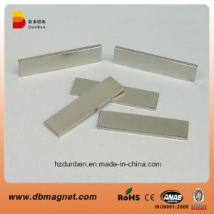 Strong Powerful Permanent Neodymium Block Magnet N50 pictures & photos