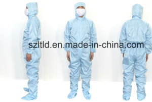 ESD Coveralls with Booties (LTLD-130) pictures & photos