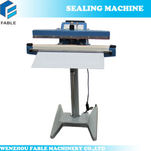 High Efficiency Plastic Bag Foot Stamping Sealer (PFS-F350) pictures & photos