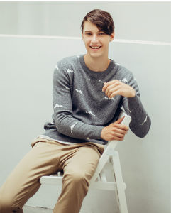 Fashion Clothes Man Sweater Pullover pictures & photos