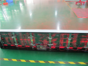 P10 Semi Outdoor LED Moving Message Sign pictures & photos