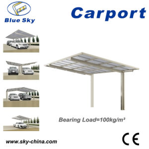 Aluminum and Polycarbonate Awnings for Carport (B800) pictures & photos