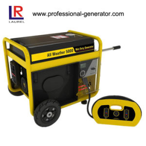 5kVA 8.8HP Power Diesel Generator pictures & photos