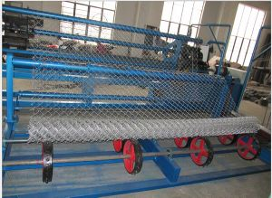 Low Price Diamond Chain Link Fence 6FT High Anping Factory pictures & photos