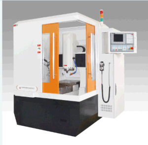 Tsl5060 Servo Engraving Machine for Mould Processing pictures & photos