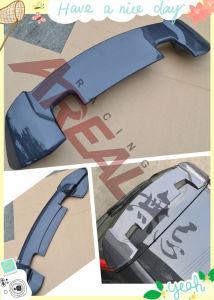 Carbon Fiber Spoiler for Honda Jazz Fit 2014 pictures & photos
