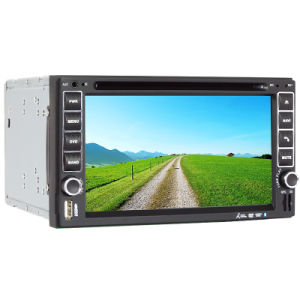 6.5inch Double DIN 2DIN Car DVD Player with Wince System Ts-2507-2 pictures & photos