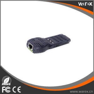 Cisco Compatible 1000BASE-T GBIC transceiver module for Category 5 copper wire, 100m, RJ-45 connector pictures & photos