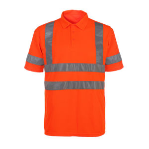 Class 3 En20471 Reflective Safety T-Shirt
