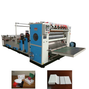 Customized Box Facial Tissue Paper Making Machine pictures & photos