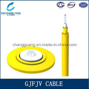 High Quality Indoor 2-24 Core GJFJV Optic Cable Price LSZH Duplex Fiber Optical Cable