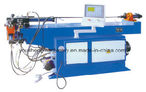Oval Pipe Bending Machine Dw-38nc pictures & photos