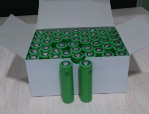 High Rate 30A Working Current Vtc4 Rechargeable Battery Lithium Battery