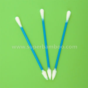 3′ Plastic Stick Cotton Swab for Medical Use (PPR22755)