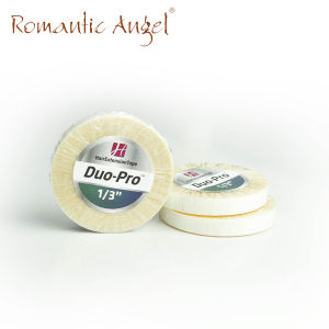 """1/3"""" * 6yds Duo-PRO Double-Sided Tape Roll/Glue/White Liner/Medical Adhesive for Hair Extensions pictures & photos"""