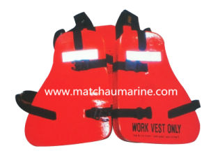 Marine Offshore Work Vest and Life Jacket with CCS Certification pictures & photos