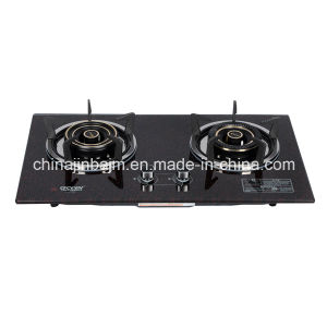 2 Burners 730 Glass Top Built-in Hob/Gas Hob pictures & photos