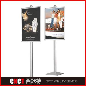 Factory Price Custom Stamping Part Display Stand pictures & photos