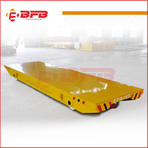 Paper Making Industry Coil Flat Trailer for Factory and Warehouse pictures & photos
