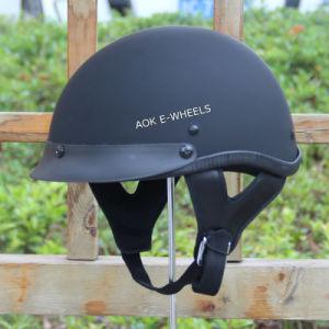Motorcycle Half/Open Face Helmet, Summer Helmet (MH-004) pictures & photos