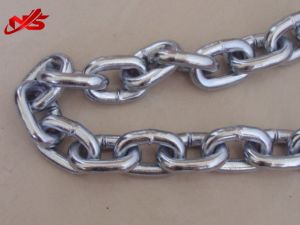 Galvanzied Welded Steel Long Link Chain pictures & photos