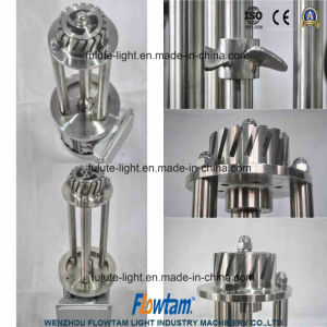 Food Grade Stainless Steel High Shear Dispersing Homogenizer Emulsification Mixer pictures & photos