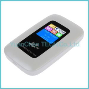 100Mbps Mini Lte Repeater Mobile3g 4G WiFi Router with SIM Card Slot Support Lte/WCDMA HSPA/GSM pictures & photos