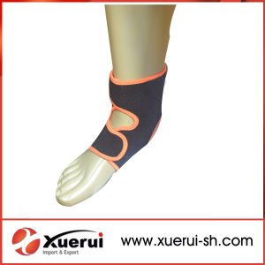 Adjustable & Breathable Sports Ankle Support pictures & photos