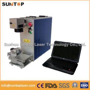 Metal Laser Marker/Portable Small Fiber Laser Marker/Laser Metal Marking Machine pictures & photos