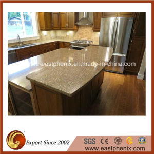 Natural Polished Giallo Antico Granite Kitchen Countertop