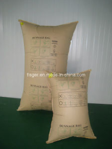 Kraft Paper High Strength Inflatable Dunnage Air Bag for Transportation pictures & photos