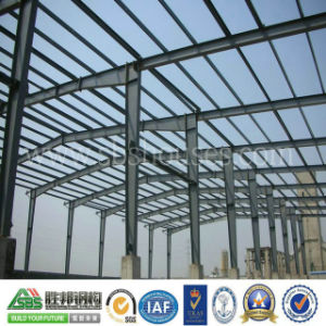 Steel Warehouse or Workshop Steel Building Made for H or I Beam pictures & photos