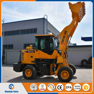Small Articulated Mini Wheel Loader for Sale pictures & photos
