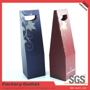 Custom Guangdong Packaging Cardboard Paper Wine Boxes Wholesale