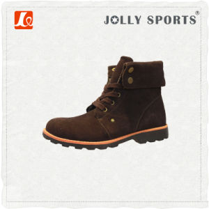 Leather Casual Boots safety Boots for Men&Women pictures & photos