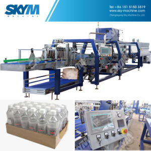 Automatic Half Tray Shrink Film Packaging Machine pictures & photos