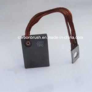 J210 Metal Carbon Brush Use in Diesel′s oil pump pictures & photos
