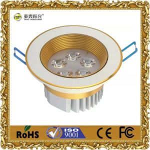 3W Aluminium LED Downlight (ZK23-JM--3W)
