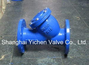 Cast Iron / Ductile Iron API Flanged End Y - Type Strainer (GL41) pictures & photos