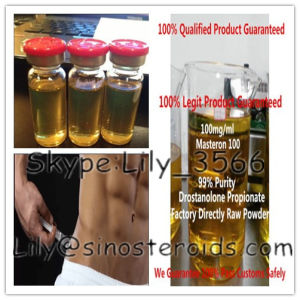 Masteron 100 Injectable Anabolic Steroid Drostanolone Propionate 100mg/Ml pictures & photos