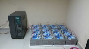 10kw 20kw 30kw 3 Phase Inverter, 48VDC to 380VAC Solar Inverter pictures & photos