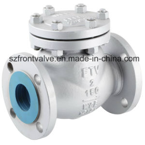 Pressure Sealed Swing Check Valves (high pressure) pictures & photos