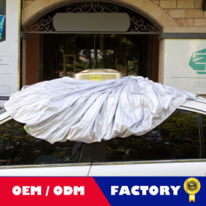 Car Parts Car Covers Sunproof Dust-Proof Rain Resistant Protective Anti UV Scratch Sedan Cover Auto Parts pictures & photos
