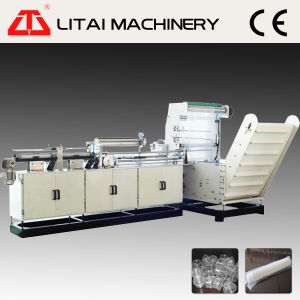 Automatic Plastic Cup Counting Sealing Machine pictures & photos