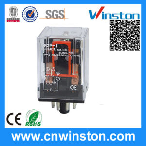 Industrial Protective Electromagnetic Mini General Purpose Power Relay with CE pictures & photos