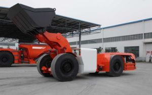 Extra Low Profile Underground Loader 3m3 Bucket Size pictures & photos