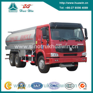 Sinotruk HOWO 290HP 6X4 Oil Tanker Truck pictures & photos