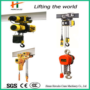 High Quility Electric Chain Hoist for Sell pictures & photos